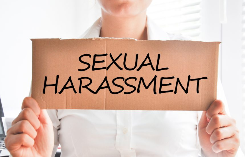 sexual harassment claims