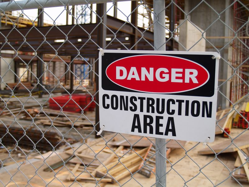 Deaths and injuries are on the rise. Here are four ways construction companies can reduce workplace accidents and promote construction site safety.