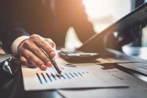 Business insurance premiums rose once again in late 2019, climbing an average of 7.5%, according to a survey by the Council of Insurance Agents and Brokers.